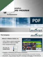 Earn your Millions in AIM Global