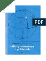 Široký Astronomie v příkladech