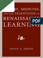 History of Medicine Renaissance