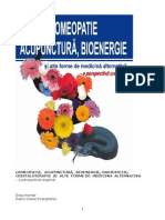 Ioan Ciobota - Homeopatie, acupunctura, bioenergie, radiestezie, cristaloterapie si alte forme de medicina alternativa. O perspectiva creștina