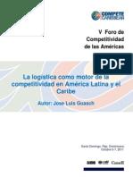 R1.La logística como motor de la competitividad en América Latina y el Caribe
