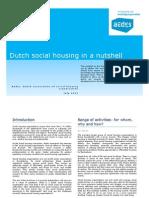 Dutch social housing