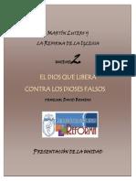 Lutero y La Reforma Presentacion Unidad 2