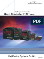 PXR Series Catalog & Technical Datasheet (2)