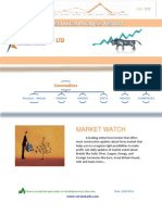 Forex Daily Technical Analysis Report (March 26, 2014)