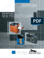 2013 New Products Brochure
