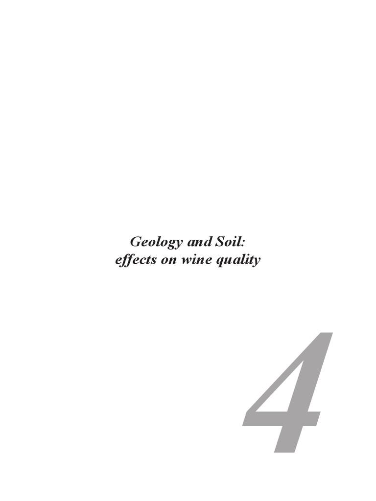Carraro Tende Da Sole wine geology soil | viticulture | science