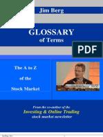 Glossary 111201