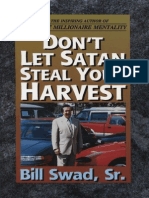 Don't Let Satan Steal Your Harvest - Swad
