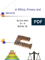 Computer Ethics 3