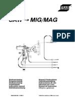 A2 SAW-MIG-MAG ur