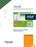 Atoll 2.8.3 Model Calibration Guide E2