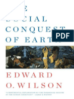 94960128 the Social Conquest of Earth Wilson Edward O