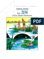 Roberte Armand 14 Les 3N Et Les Chats Birmans 1979 10