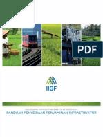 Panduan Penyediaan Penjaminan Infrastruktur