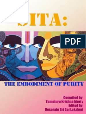 Sita: The Embodiment of Purity | Sita | Rama