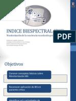 Indice Biespectral (Bis)