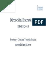 direcciónestratégica-ctortelladegis2013