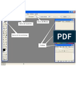 Entorno de Trabajo Photoskop