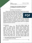 Analisis Pengaruh Inovasi Produk Terhadap Keputusan Pembelian Telepon Genggam