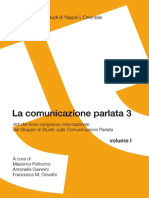 Pettorino-La Comunicazione Parlata 3.1 2010