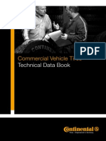 Commercial Vehicle Tires technical data book Continental