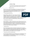 The Marketing Planning Process