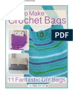 How to Make Crochet Bags 11 Fantastic DIY Bags Free eBook