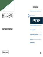 Ht-s5500 Manual e