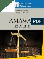Amawal Azerfan - Mohamed Zakaria BENRAMDANE - HCA 2013