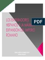 Unidad 8 Emperadores Hispanos - Diana Guamán