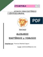 GLOSARIO ESOTERICO