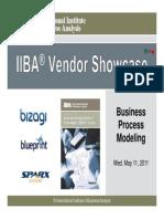 Business Process Modeling Webinar