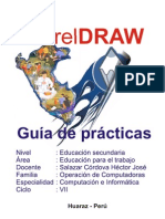 Manual de prácticas en CorelDraw