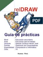 Manual de prácticas en CorelDraw