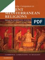 The Cambridge Companion to Ancient Mediterranean Religions