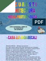 11BUCURESTI-ARHITECTURA