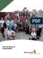 Green Boot Camp 2014 Brochure