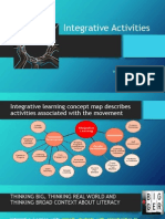 z  integrative activities