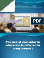 e  computer based education  file presentation