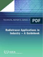 Radiotracer Applications