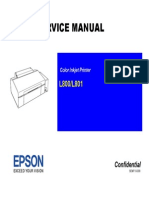 epson l800 l801 service manual repair guide