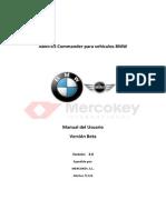 User Manual Bmw Commander+Sp