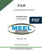 PGR - Pedreira Amambai -2014