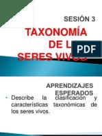 DIAPOSITIVAS DE TAXONOMÍA DE SERES VIVOS