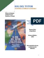 104El Rol Del Docente Tutor