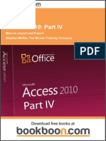access-2010-part-iv