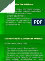 Slides Adm Pública - despesas públicas.ppt
