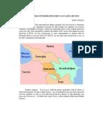 Conflictele Etnopolitice Din CAUCAZ