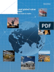 Trade patterns and global value chains in East Asia